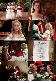 a list of favorite fairytale adaptations:Schneeweißchen und Rosenrot(Snow White and Rose Red),Germany, 2012