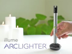 Illume ArcLighter - Flameless, Electronic Candle Lighter's video poster