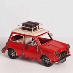 Miniatura Carro Mini Cooper