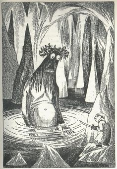 Tove Jansson, Tolkien's Bilbo the Hobbit