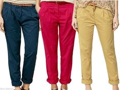 Trouser for Women's - Get 50% OFF on Ladies #formalpants and #trouser online