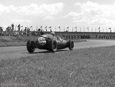 British Grand Prix 1959  Henry Taylor , Cooper T51.