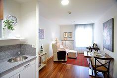 Ovida Aparthotel. Alojamiento. Apartamentos Alquiler Oviedo (Asturias)