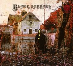 The cover of the first Black Sabbath album (1970)