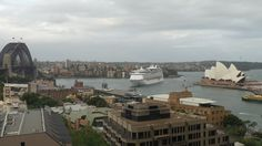Room view from the Quay West Suites Sydney Quay West, Family Travel, Opera House, Sydney, Australia, Building, Room, Family Trips, Bedroom