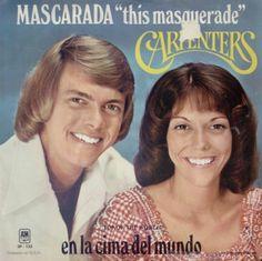 Carpenters-This Masquerade (Mascarada) 1973 Richard Carpenter, Karen Carpenter, Karen Richards, Call The Midwife, Gone Girl, School Memories, New Bands, Old Soul, Popular Music
