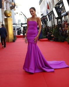 Strapless Dress Formal, Formal Dresses, Purple Dress, Fashion, Dresses For Formal, Moda, Formal Gowns, Fashion Styles, Lilac Dress