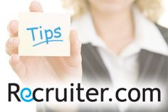 Tips for Recruiters & Job seekers through social networking sites