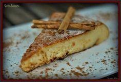 Un postre de sabor suave que gusta a todos los amantes del queso. Te explica la receta la autora del blog LAS RECETAS DE TERE.