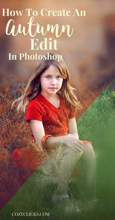 How to create an autumn edit in Photoshop. Learn Photoshop tips to turn your photo into an autumn scene! Learn how to create a fall edit in Photoshop