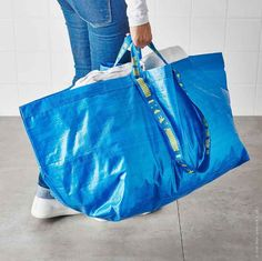 There's more than one way to school a copycat - IKEA and Balenciaga.
