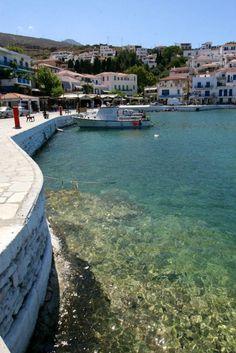 Batsi's Marina Corfu, Crete, Places To Travel, Places To Visit, Santorini Villas, Myconos, Greece Travel, Luxury Villa, Greek Islands