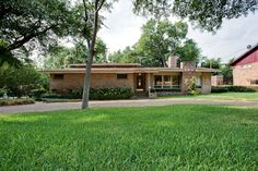 Mid-Century Modern Home (to fill with lovely things)