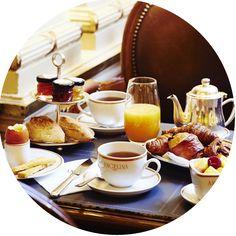 Le salon de thé - Angelina