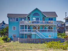 House vacation rental in Waves, NC, USA from VRBO.com! #vacation #rental #travel #vrbo