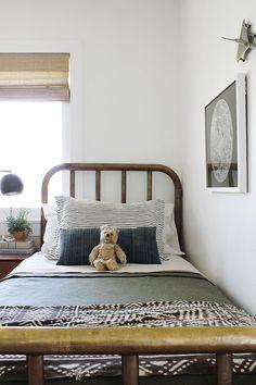 industrial modern boy bedroom #toddler #boybedroom | kids bedrooms