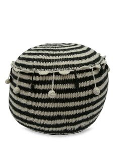 This stylish wool pouf offers a great way to create a more comfortable environment. Crafted from 100 percent wool and featuring an eye-catching spiral design, this pouf works well with a wide range of different design schemes and decors. Secondary Color, Primary Colors, Lane Furniture, Furniture Outlet, Crochet Wool, Rugs Usa, Discount Rugs, Indoor Outdoor Rugs, Kid Styles