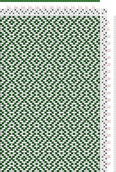 Hand Weaving Draft: Page 127, Figure 8, Donat, Franz Large Book of Textile Patterns, 3S, 3T - Handweaving.net Hand Weaving and Draft Archive