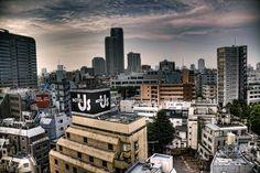 Tokyo morning - Ebisu, Tokyo. Tokyo Style, Tokyo Fashion, Rising Sun, Cityscapes, Geography, Hong Kong, New York Skyline, Sunrise, Japan