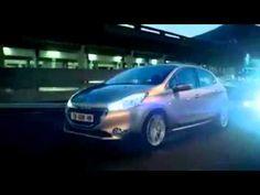 Nuova Peugeot 208 - Let Your Body Drive - Spot TV