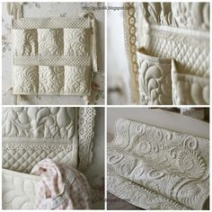 Quilted... stuff.