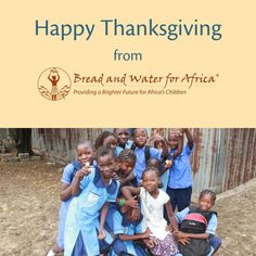 @breadandwaterforafrica posted to Instagram: #bwa #africa #breadandwaterforafrica #orphans #community #children #thanksgiving2018
