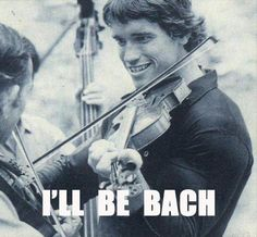 Funny pictures about Arnold joins a classical music band. Oh, and cool pics about Arnold joins a classical music band. Also, Arnold joins a classical music band. Funny Dog Photos, Funny Cat Videos, Funny Images, Funny Pictures, Humor Musical, Music Humor, Music Jokes, Funny Music, Funny Puns