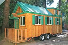 used tiny houses on wheels for sale with detail and unique design looks nice and attractive