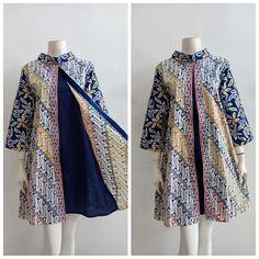 Source by hadittiya dress Batik Kebaya, Kebaya Dress, Long Dress Fashion, Fashion Dresses, Batik Muslim, Dress Batik Kombinasi, Whatsapp Text, Model Kebaya, Blouse Batik