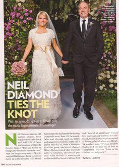 Neil Diamond gets married on an Original Runner.