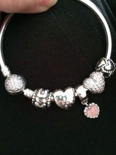 44 bästa bilderna på Pandora bracelet  50a5b7852a523