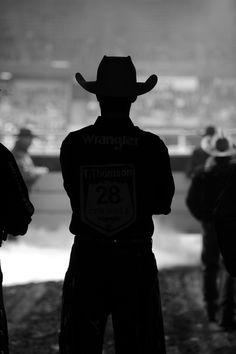 cowboy silhoutte
