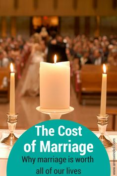 "Wow! ""Marriage is meant to show the world a picture of the Gospel."""