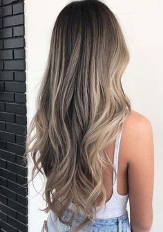 Brown Hair Balayage, Balayage Brunette, Hair Highlights, Dark Blonde Hair Color, Men Hair Color, Icy Blonde, Brown Blonde Hair, Platinum Blonde, Ombré Hair