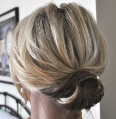 Chic Updo Hairstyles for Long Hair