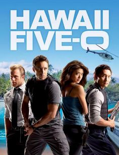 Hawaii Five-0 - mostly just to see what happens with Wo-Fat
