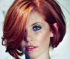 20 Ways to Rock Red Hair
