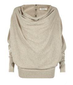 Elgar Cowl Neck Sweater, Women, Sweaters, AllSaints Spitalfields