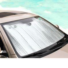 car front window Sun Shade UV Protect for mitsubishi galant outlander asx lancer pajero lancer 10 #Affiliate