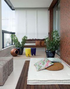 Apartamento em Salvador foi todo pensado para receber amigos - Casa