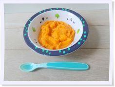 Rezept für einen leckeren Süßkartoffel-Hirse-Brei für Euer Baby! #Babybrei #Süßkartoffeln #Rezepte #ricepudding #sweetpotatoes #millet #hirse