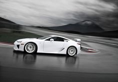 Lexus LFA. Toyotas top test driver loved this car so much. Rip him and his Lexus