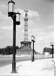 ca 1938 Siegessaeule Berlin