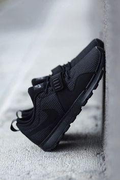 Triple Black Nike SB Trainerendors