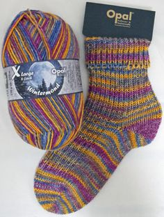 Yarn 8ply dk winter solstice chunky warming sock- and jumperyarn with free pattern for socks perfect for jumpers 150g 320m Opal #8922 by PurpleValleyYarn on Etsy