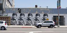 Mr. Brainwash in Hollywood