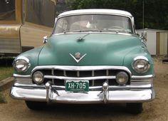 1950 Cadillac Coupe
