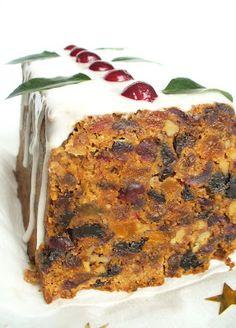 Candy's: VKF! XXX. - Sütött-főzött karácsonyi gyümölcskenyér