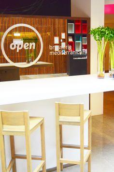 #open KATEFP: OPEN BRASSERIE MEDITERRANEAN