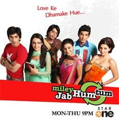Miley Jab Hum Tum (2008 - 2010) TV Show CHECK
